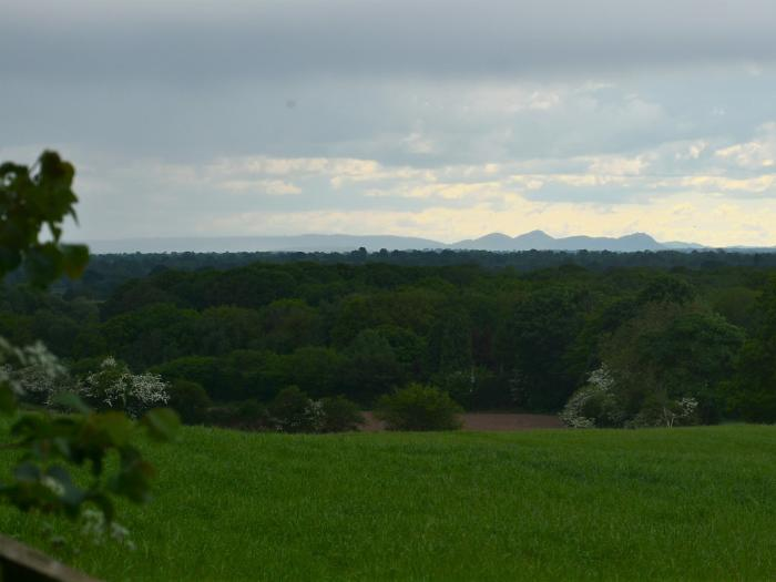 Breiddon Hills  from Ash